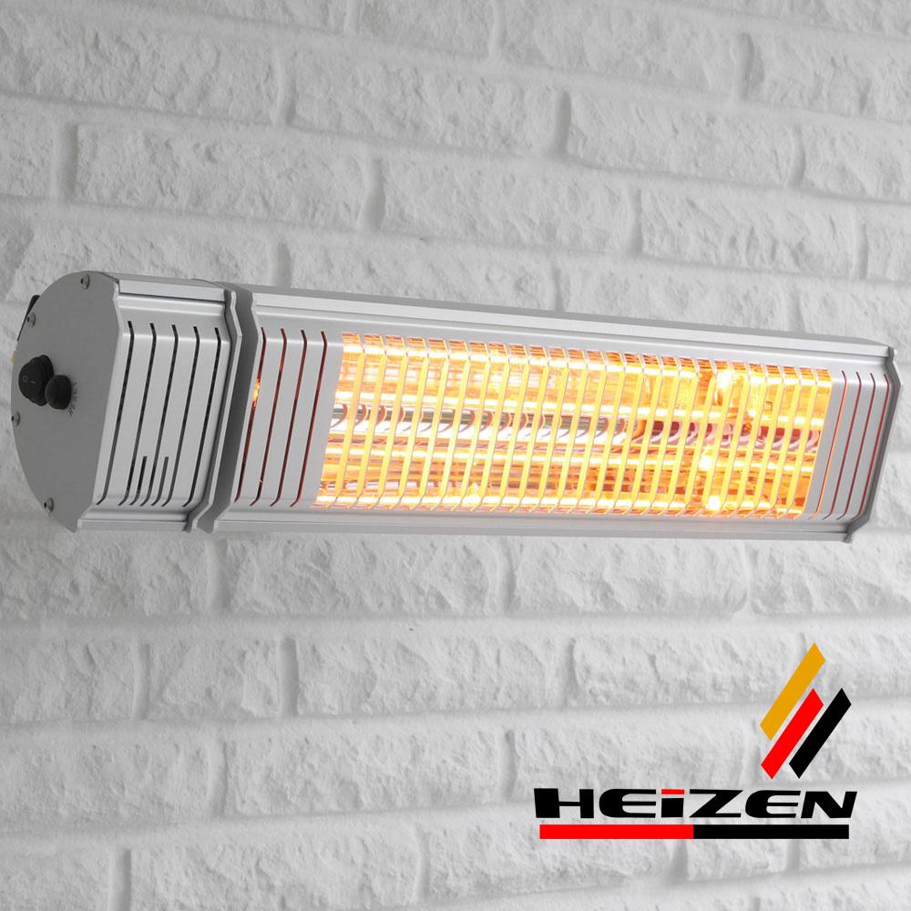 Đèn sưởi nhà tắm Heizen điều khiển bằng Smartphone Appino 20